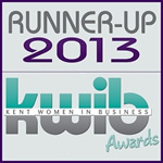 KWIB logo Runner up small